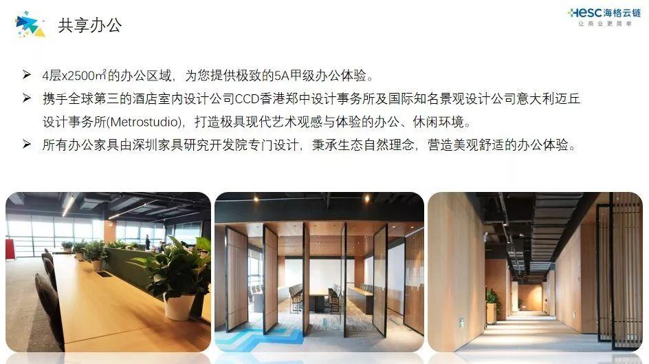 """海格云链大楼获评""""深圳市投资推广重点产业园区"""""""