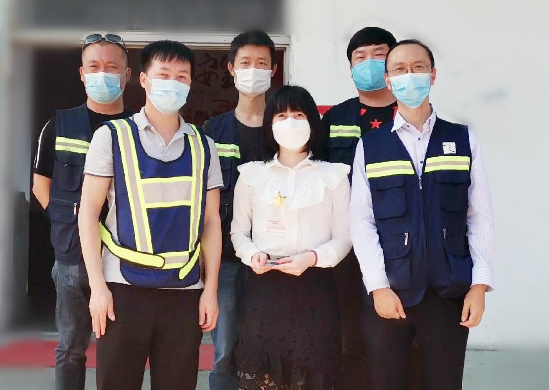 祝贺!海格物流荣获华润万家「2020年CNY最佳运输支持奖」
